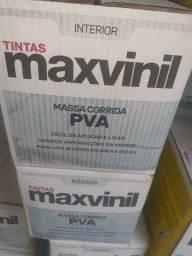 Queima de estoque  - massa pva 20kg maxvinil na Cuiabá tintas ...