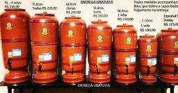 Filtro de barro Indaiá - Entrega gratuita o mais vendido