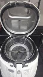 Fritadeira com óleo