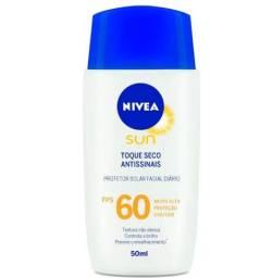 Promoção Protetor Solar Facial Nívea Fps 60