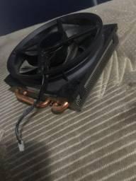 Cooler com desipador Xbox one fat