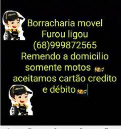 Borracheiro Furou ligou atendimento a Domicilio