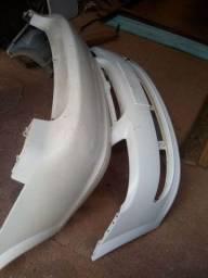 Para-choque do Corsa traseiro e dianteiro