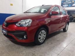 Toyota Etios X1.3 Flex 2018 Impecável