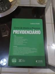 Curso De Direito E Processo Previdenciario - Juspodivm - 10 Ed <br><br>