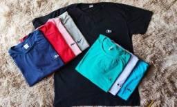 Blusas masculinas varias cores e tamanhos variadla.