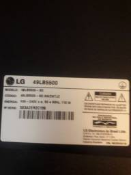 Tv Lg 49 tela quebrada 49lb5500
