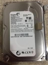 Hd 500 GB iMac e Mouse apple (não funcionando)