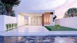 Casa de 130m² de alto padrão na planta - Portal ipê