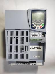Inversor de frequência 15CV 380V Weg CFW500