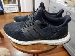 Adidas Ultra Boost preto. N° 40 / 41