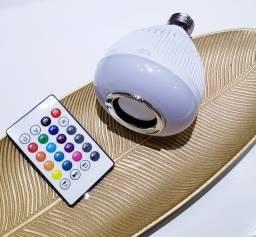 Lâmpada Led Music Bulb Bluetooth
