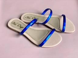 Rasteira sandálias