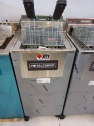 Fritador elétrico  zona fria vendedor Djonatan