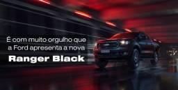 FORD RANGER 2.2 BLACK 4X4 CD 16V DIESEL 4P AUTOMÁTICO
