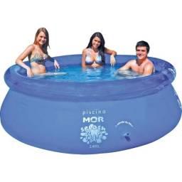 Piscina Redonda Splash Fun 2400 Litros Mor