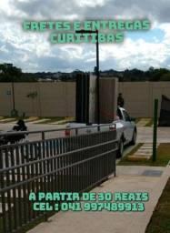 Fretes e Entregas Curitiba e RM