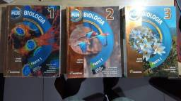 Livros de ensino médio e vestibulares