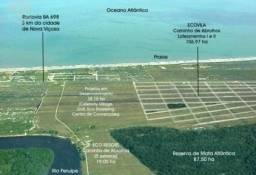 Terreno em Abrolhos, Nova Viçosa, Bahia