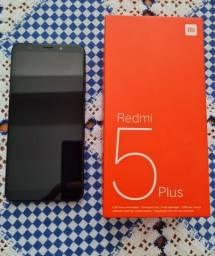 Xiaomi Redmi 5 Plus 4GB RAM, 64GB Armazenamento