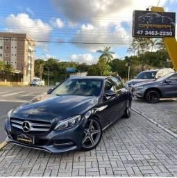 Mercedes c180 15/16 kit amg 1.6 turbo