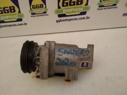 Compressor sandero 1.0 3cil