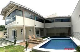 Casa duplex solta com 4 quartos, 5 vagas de garagem, piscina, deck, bairro Sapiranga