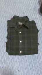 Camisa social Abercrombie