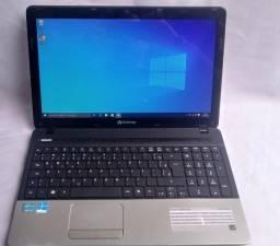 Notebook com Processador core i3 6gb hd 320gb windows 10 pacote office Ideal para estudar