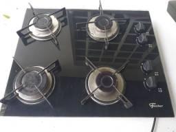 Fogão 4 bocas cooktop