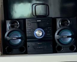Aparelho de som Micro system Philips Hi-Fi FMW210