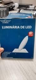 Luminária de LED embutir