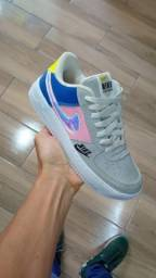 Tênis Nike Air Force Holografico
