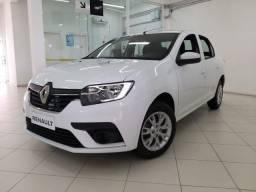 Título do anúncio: Renault Logan Zen 1.0 21/22