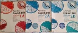 Livro de Inglês - American English File