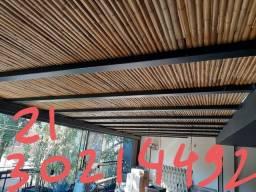 Telhados bambu cabo frio *