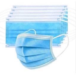 Caixa de máscaras com 50 unidades -3 camadas