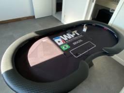Mesa de Poker de Luxo