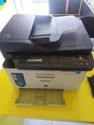 Impressora Multifuncional  Samsumg C480FW ( Laser Colorida )
