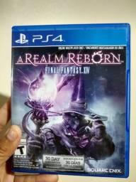 Final fantasy XIV pra PS4 original