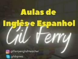 INGLÊS & ESPANHOL