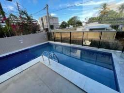 Apartamento para alugar com 2 dormitórios em Cabo branco, João pessoa cod:37375
