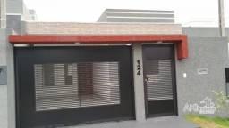 Título do anúncio: Casa com 2 dormitórios à venda, 74 m² por R$ 250.000,00 - Jardim Nossa Senhora Aparecida -