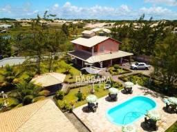 Excelente casa com 3 dormitórios à venda por R$ 1.200.000 em Praia das Dunas, Estancia/SE