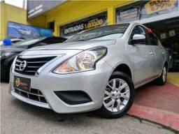 Nissan Versa 2018 1.6 16v flex sv 4p xtronic