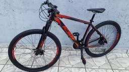 Bicicleta aro 29 KSW xlt Nova Shimano alumínio