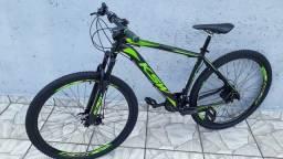 Bicicleta aro 29 Tam 19 Nova Shimano alumínio
