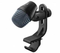 Microfone Dinâmico Sennheiser E904 Para Bateria / Percussão