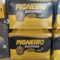 Pioneiro 60Ah 2Anos Garantia R$230,00