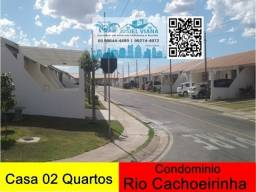 Título do anúncio: Casa 2/4 R$ 190 Mil Condomínio Rio Cachoeirinha